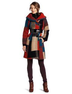 Plenty by Tracy Reese Women's Tab Coat $298