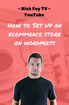 This step by step tutorial will walk you through how to set up your eCommerce store on WordPress. I've been running digital product businesses on Wordpress websites for 4 years and have built this 2 hour long tutorial for you to follow. Please subscribe to my channel! (WordPress Tips, Blogging, Ecommerce, Online Business, Make money fast, make money online)