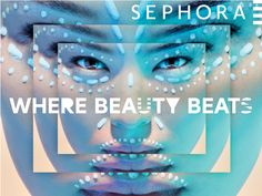 Sephora Advertising Agency: BETC, Paris, France Creative Director: Florence Bellisson Art Director: Lea Rissling Copywriter: Gabrielle Attia Photographer: Miles Aldridge Published: February 2013