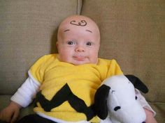 Charlie Brown baby