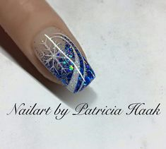 Nail art designs – Famous Last Words Holiday Nail Art, Christmas Nail Art Designs, Winter Nail Designs, Cool Nail Designs, Fabulous Nails, Gorgeous Nails, Pretty Nails, Xmas Nails, Christmas Nails