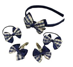 Pack of 5 Beautiful Kids Hair Clips/Hair Rings/Head Band Set -- Check this awesome product by going to the link at the image.