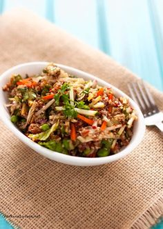 Post image for Easy Summer Vegetable Quinoa Salad