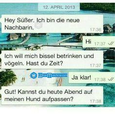 Lustige WhatsApp Bilder und Chat Fails 64 - Willst du vögeln?