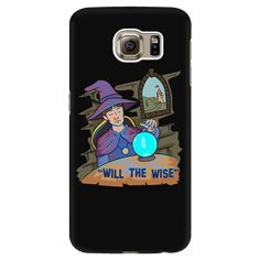 Stranger of Things Will The Wise Smart Phone Case for Women Men Kids