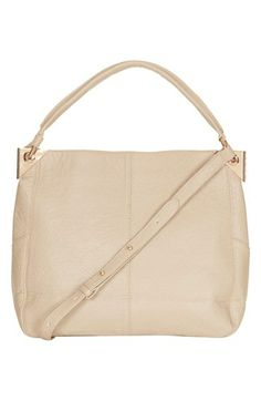 The perfect nude handbag. | @Nordstrom