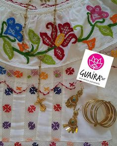 Mexican Embroidery, Embroidery Patterns, Bobbin Lacemaking, Panama, Needlework, Diy And Crafts, Sewing, Crochet, Floral