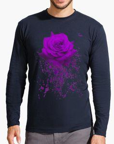 Camiseta Rosa Morada
