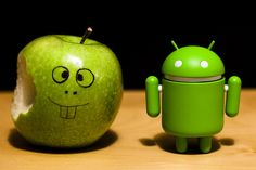 Apple vs #ANDROID