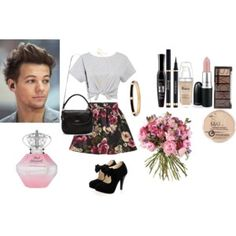 """Valentines day with Louis"" by veronica-love-one-direction on Polyvore"