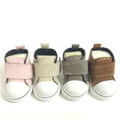 5cm Doll Accessory Sneakers Shoes for BJD dolls,Fashion Mini Canvas Shoes Toy Pl