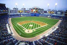 Comisky Park, Chicago White Sox