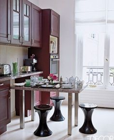 Cocina on pinterest ideas para principal and haus for Cocinas integrales para casas pequenas