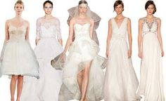 Ideas for your Wedding Dress