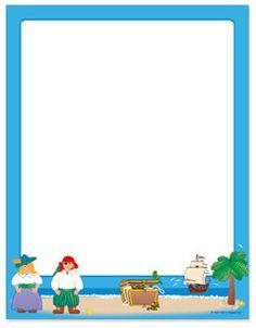 Designer Paper - Pirates (SE-9244)