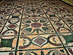 Marble floor of Curia Julia Roman Forum, Julius Caesar, Marble Floor, Ancient Rome, Romans, Old World, Beautiful World, A3