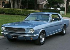 1966 Ford Mustang 289/4 spd. `™`