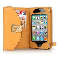 Michael Kors Wallet Clutch Case for iPhone 4S - Apple Store (U.S.)