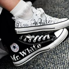 Very cool Wedding Shoes