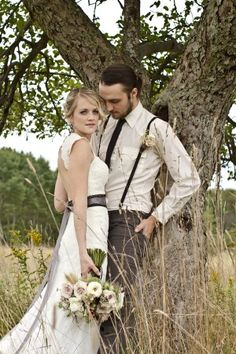 Outdoor Vintage Elegant Wedding Inspiration by Kim Winey Photography and @Little Lady Accessories