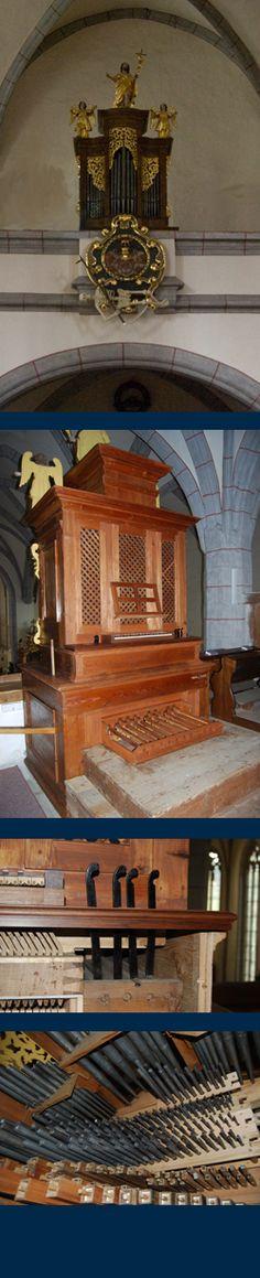 3970 Weitra, Wallfahrtskirche St. Wolfgang – Organ index, die freie Orgeldatenbank