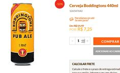 Cerveja Boddingtons 440ml >