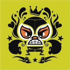 "gran luchador!! by ""dundo"", via Flickr"