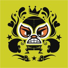 "gran luchador!! by ""dundo"", via Flickr"