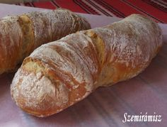 Szemirámisz függőkertje: Svájci gyökérkenyér - pain paillasse - a kenyér világnapjára