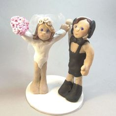 wrestling wedding cake toppers 1000 images about cake toppers on wedding 27660