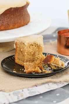 Easy Caramel Mud Cake | Melt & Mix Caramel Mud Cake, Caramel Frosting, Sweet Recipes, Cake Recipes, Chocolate Icing, White Chocolate, Cold Desserts, Cake Toppings, Piece Of Cakes