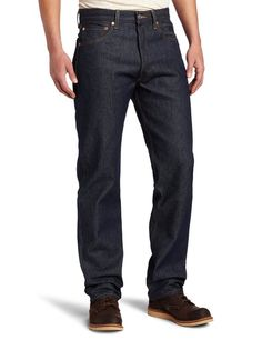 Levi's Men's 501 Shrink To Fit Jean, Rigid STF, 28x32
