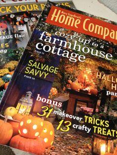 Mary Engelbreit Home Companion Magazines  by VintageMarketPlace, $8.50