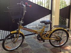 Check out this great deal on a foldable bike!