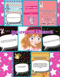 Thank you so much Thunderkat for collecting all of these quotes from the Pokemon community to surprise me! It really caught me off guard! Love you QuizUp fam! ❤️collage by Haroff