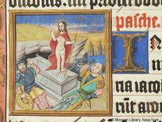 Lectionary Belgium, 1500-1550