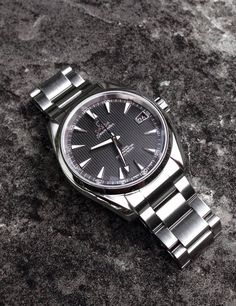 """Meaning """"invincible"""" in Latin, Invicta watches were really made as early as Creator Raphael Picard wanted to bring customers high quality Swiss watches… Tag Heuer, Omega Seamaster Diver, Omega Watches Seamaster, Seamaster Watch, Seamaster Aqua Terra, Stylish Watches, Luxury Watches For Men, Fine Watches, Cool Watches"""
