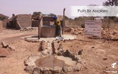 Puits Bir Assalam (madrassa des petits pois)