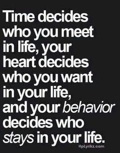 Well said. . . .