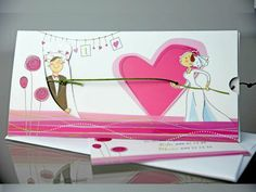 Invitación de boda - CARD 34905