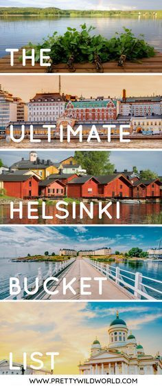 Top Tourist Attractions and Things to do in Helsinki (Finland) Planning a trip to the beautiful city of Helsinki, the capital of Finland? Check out this first-timer& guide to Helsinki [& Places To Travel, Places To Go, Travel Things, Travel Advise, Travel Destinations, Helsinki Things To Do, Northern Lights, Travel Tips, Viajes