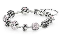New charms from the PANDORA Mother's Day collection. #SS14 #PANDORAbracelet