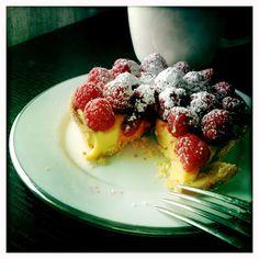 Kulinaari: Intohimoa ja vadelmia a là Ladurée
