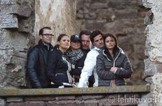 Prince Daniel, Princess Victoria, Princess Madeleine, Chris O'Neill, Prince Carl Philip and Sofia Hellqvist