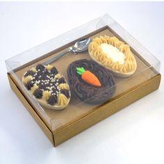 Chocolate and ricotta cake - HQ Recipes Easter Chocolate, Chocolate Treats, Chocolate Lovers, Chocolate Recipes, Cupcake Art, Cupcake Cookies, Bakery Store, Ricotta Cake, Unsweetened Cocoa