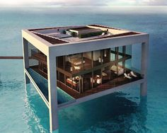 Residence (to be completed in 2010) near Abu Dhabi. IMPRESSIVE!
