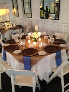 Awesome beach wedding done by It's Your Party