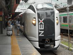 "E259 series  Limited Express ""N'EX"" No.6"