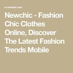 Newchic - Fashion Chic Clothes Online, Discover The Latest Fashion Trends Mobile Plus Size Blouses, Vintage Handbags, Vintage Shoes, Shapewear, Chic Outfits, Latest Fashion Trends, Blouses For Women, Hot, Baby Tips
