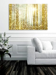 Magical Forest (Canvas) from Our Favorite Works on Canvas: Up to 80% Off on Gilt